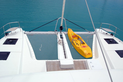 Lagoon 50 for sale in Sierra Leone for €700,000 (£632,174)