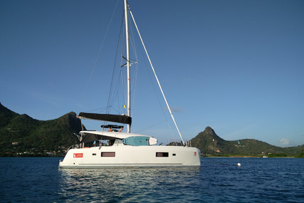 Lagoon 42 for sale in Martinique for €395,000 (£341,477)