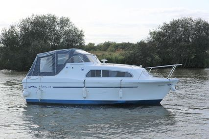 Viking Yachts 24 Cockpit Cruiser for sale in United Kingdom for £34,950