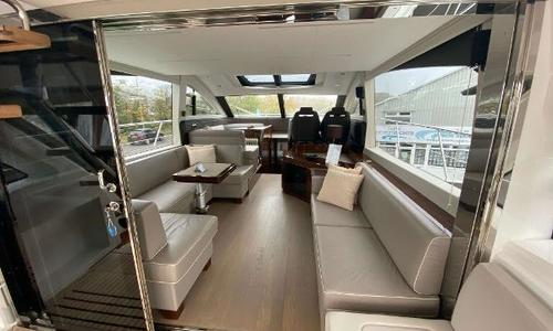 Image of Fairline Squadron 53 for sale in United Kingdom for £1,090,000 Swanwick, United Kingdom