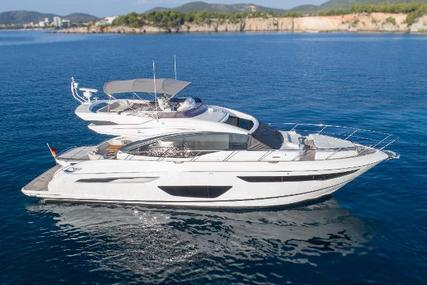 Princess S60 for sale in Spain for €1,480,000 (£1,284,834)