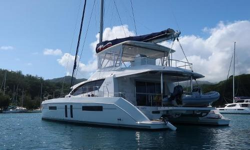 Image of Leopard 58 for sale in French Polynesia for $1,299,000 (£976,215) Uturoa, French Polynesia