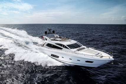 Sunseeker Manhattan 73 for sale in Russia for €1,900,000 (£1,678,846)
