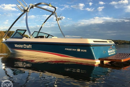 Mastercraft ProStar 205 for sale in United States of America for $19,750 (£14,513)