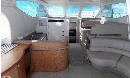 Image of Maxum 41 SCB for sale in United States of America for $166,000 (£120,047) Gloucester, Massachusetts, United States of America