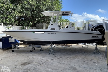 Boston Whaler 270 Dauntless for sale in United States of America for $85,000 (£60,825)