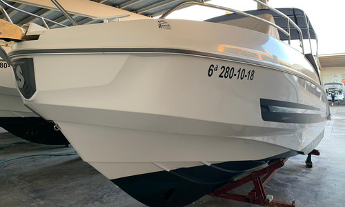Image of Beneteau Flyer 8.8 SpaceDeck for sale in Spain for €99,800 (£86,308) Cambrils, , Spain