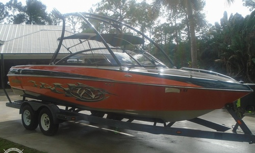 Image of Malibu 21VLX Wakesetter for sale in United States of America for $37,500 (£27,119) Jupiter, Florida, United States of America