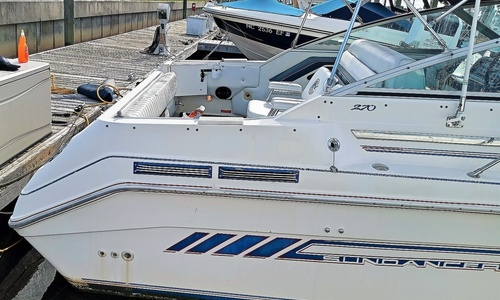 Image of Sea Ray 270 Sundancer for sale in United States of America for $23,000 (£16,707) Southport, North Carolina, United States of America