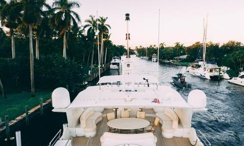 Image of Azimut Yachts 100 Jumbo for sale in United States of America for $2,500,000 (£1,800,569) Fort Lauderdale, FL, United States of America