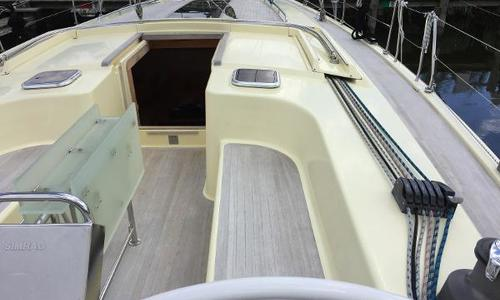 Image of Hanse 470E for sale in Germany for €185,000 (£159,337) Greifswald, Germany