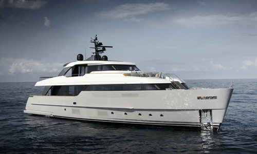 Image of Sanlorenzo SD96 #95 for sale in Netherlands for €9,850,000 (£8,539,302) Netherlands