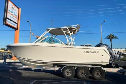Sailfish 275 DC for sale in United States of America for $135,000 (£99,747)