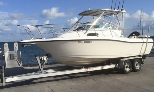 Image of Wellcraft Excel Coastal 23 for sale in United States of America for $23,599 (£16,944) Tampa, Florida, United States of America
