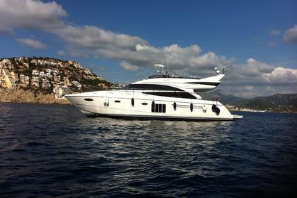 Princess 60 for sale in France for €850,000 (£736,894)