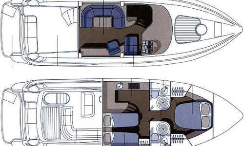 Image of Sunseeker Manhattan 44 for sale in Malta for €245,000 (£209,480) Malta