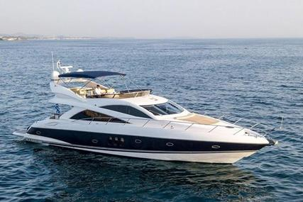 Sunseeker Manhattan 66 for sale in Greece for €595,000 (£517,585)
