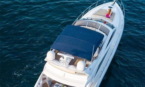 Image of Sunseeker Manhattan 66 for sale in Greece for €595,000 (£516,390) Αθήνα, Greece