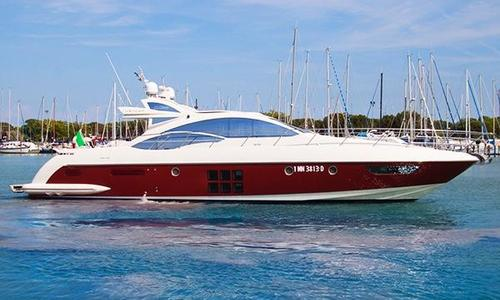 Image of Azimut Yachts 62 S for sale in Greece for €570,000 (£490,965) Athens, Greece