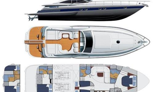 Image of Pershing 54 for sale in Malta for €350,000 (£301,917) Malta