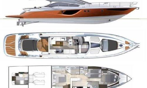Image of Cranchi 64 HT for sale in Greece for €699,000 (£599,784) Greece