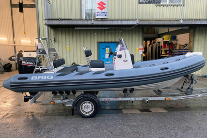 Brig Navigator 570 (2020) for sale in United Kingdom for £29,995