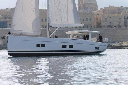 Hanse 588 for sale in Malta for €595,000 (£517,490)