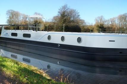 Custom 58' x 12'6 'Galactica' IN BUILD for sale in United Kingdom for P.O.A.