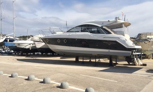 Image of Beneteau Gran Turismo 38 for sale in Croatia for €230,000 (£198,095) Croatia