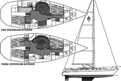 Catalina 42 MkII for sale in United States of America for $145,000 (£105,751)