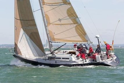 Frers 45 for sale in United Kingdom for £60,000