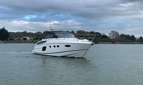 Image of Princess V48 with Seakeeper Gyro for sale in United Kingdom for £695,000 Boats.co., United Kingdom