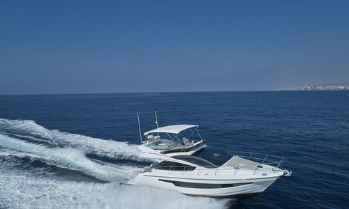 Image of Astondoa 44 for sale in France for €580,000 (£521,470) France