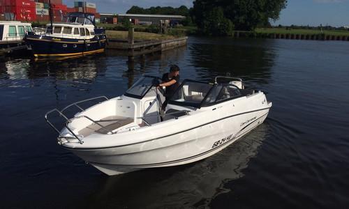 Image of Jeanneau Cap Camarat 6.5 BR for sale in Netherlands for €39,900 (£35,542) Meppel, , Netherlands