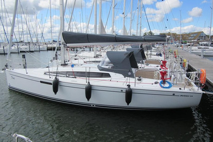 Dehler 34 for sale in Germany for €158,200 (£136,179)