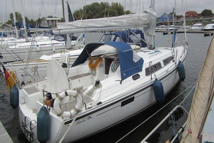 Hanse 350 for sale in Germany for €64,800 (£57,662)