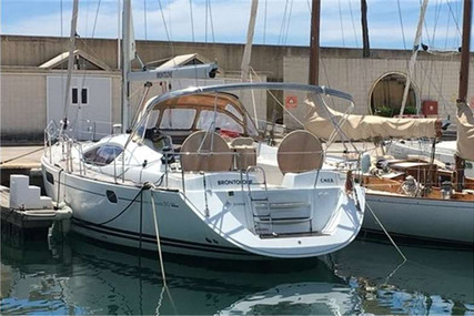 Jeanneau Sun Odyssey 50 DS for sale in Spain for €185,000 (£159,990)