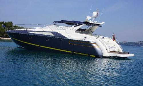 Image of Sunseeker Camargue 55 for sale in Croatia for €175,000 (£150,160) Primosten, Croatia