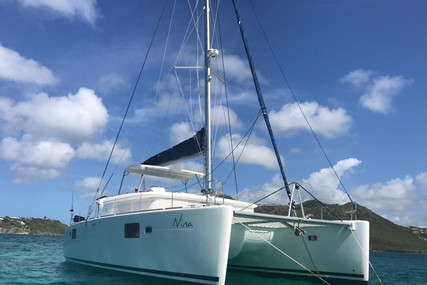 Lagoon 450 for sale in Martinique for €359,000 (£319,134)