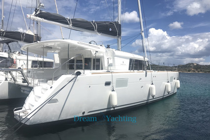 Lagoon 450 for sale in Italy for €510,000 (£458,332)