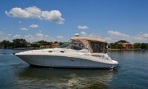 Image of Sea Ray 340 Sundancer for sale in United States of America for $99,950 (£70,881) Palm Harbor, Florida, United States of America