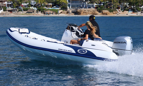 Image of Walker Bay Venture 16 with 5 Seat Console for sale in United Kingdom for £43,884 Falmouth, United Kingdom