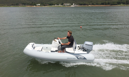 Image of Walker Bay Generation 10 LTE with 4 Seat Console for sale in United Kingdom for £24,185 Falmouth, United Kingdom
