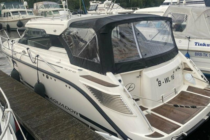 Aquador 27 HT for sale in Germany for €126,900 (£114,668)