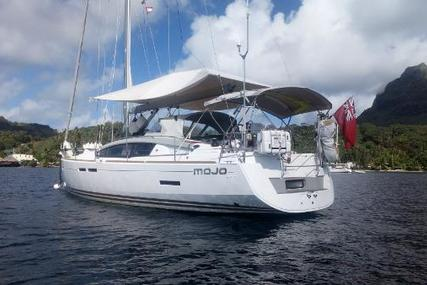 Jeanneau Sun Odyssey 44 DS for sale in French Polynesia for £170,000