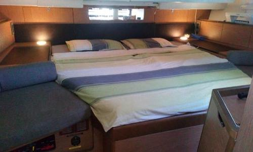 Image of Jeanneau Sun Odyssey 44 DS for sale in French Polynesia for £170,000 Papeete, French Polynesia