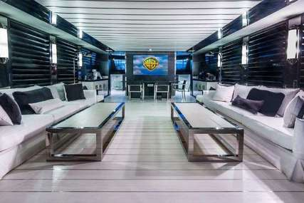 120 YCG for charter from $80,000 / week