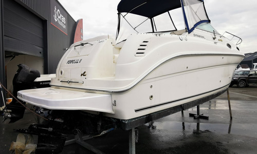 Image of Sea Ray Sundancer 260 for sale in France for €23,000 (£20,395) paimpol, paimpol, , France