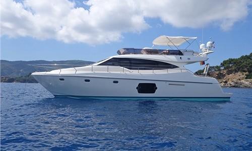 Image of Ferretti 510 for sale in Croatia for €585,000 (£497,682) Croatia