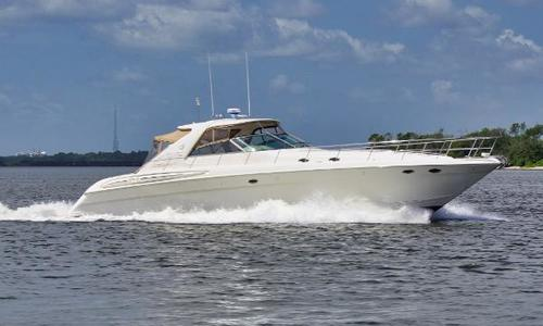 Image of Sea Ray 580 Super Sun Sport for sale in United States of America for $249,900 (£181,871) Charleston, SC, United States of America